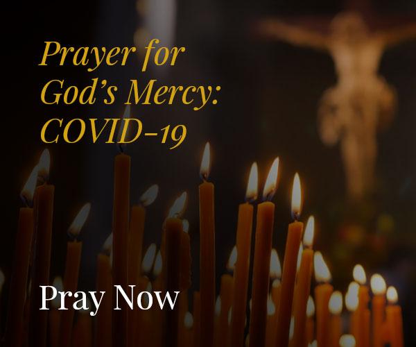 Prayer for God's Mercy: Covid-19