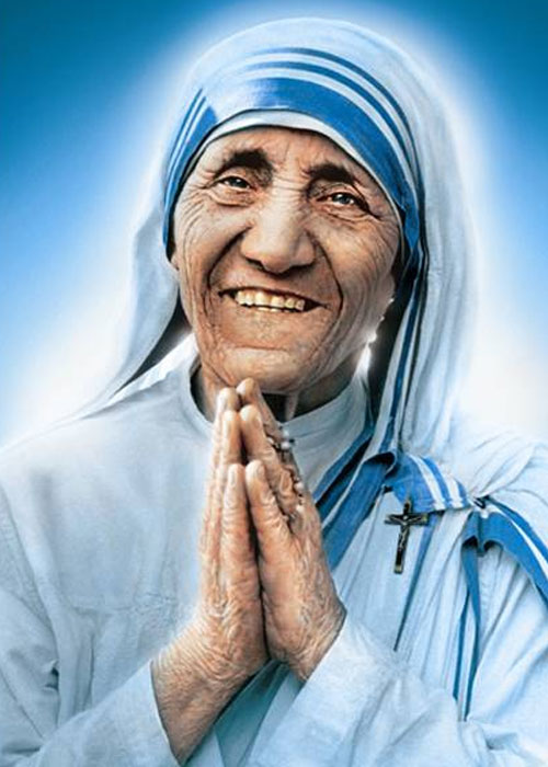 St. Teresa of Calcutta (Mother Teresa)