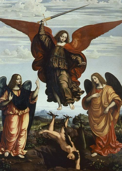 The 3 Archangels - St. Michael, St.Gabriel and St.Raphael